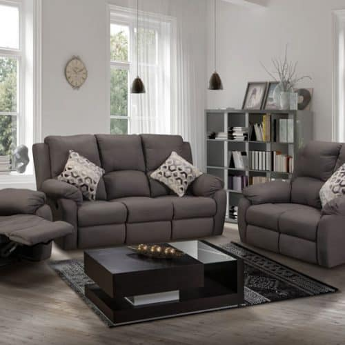 bellair 3 piece action lounge motion suite
