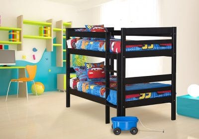 canterbury dark bunk bed
