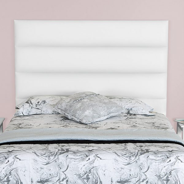 carizzo white  bed headboards  bed  lounge, Headboard designs