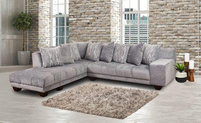 malachite corner sofa