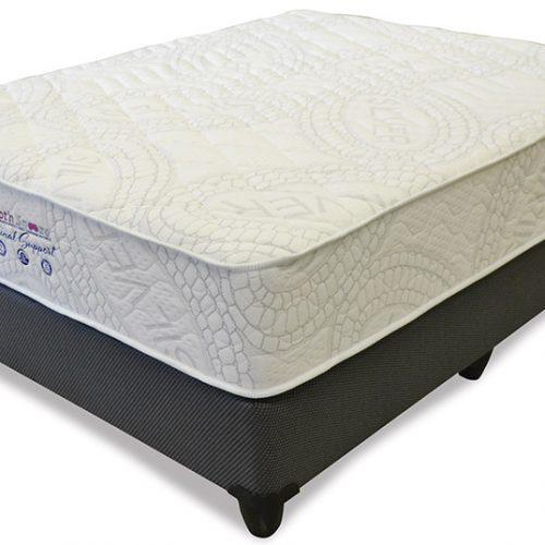 spinal support foam mattress