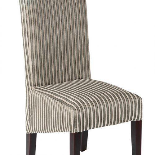 Hyatt Chair Desert Stripe