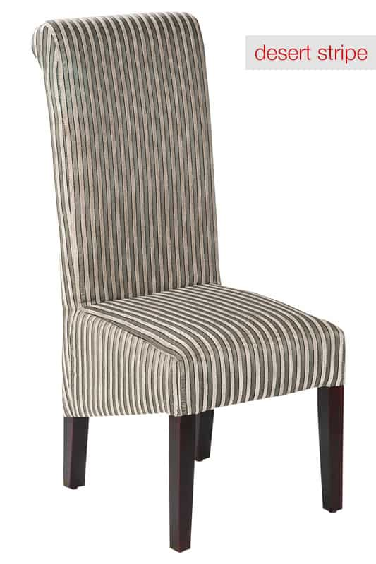 Hyatt Chair Desert Stripe