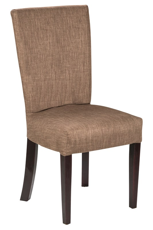 Luigi Chair Dark Brown