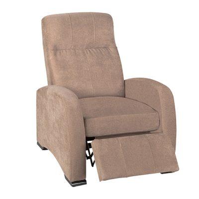 Nixon Cashmere recliner