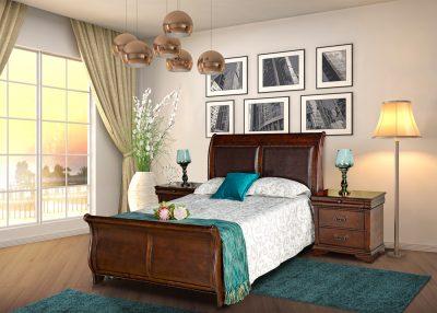 princeton bedroom suite