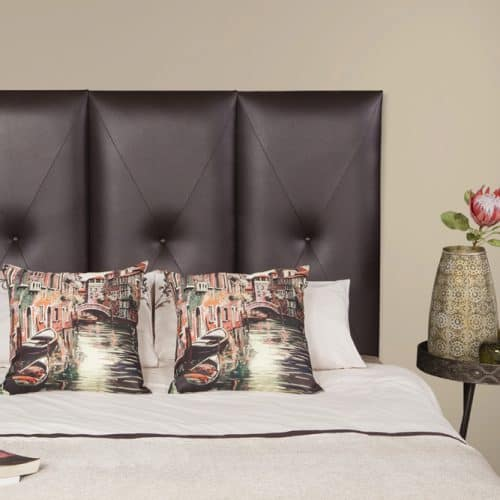Sabi queen headboard