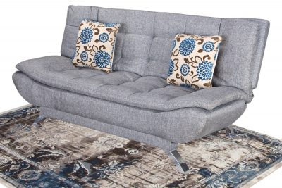 Booysen sleeper couch grey