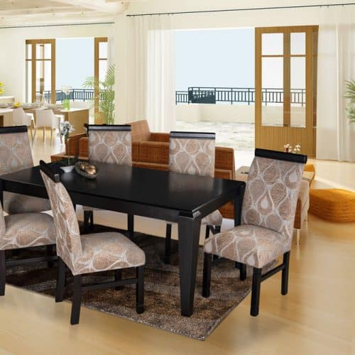 barcelona p chairs lorenzo dining table