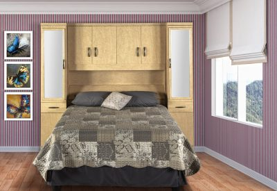 Roma Queen Wall Bed