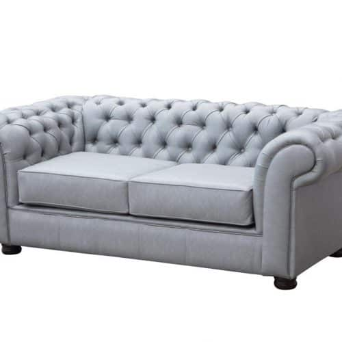 chesterfield 2 division couch