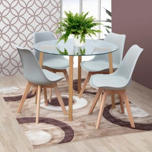 manhattan round table bali chairs