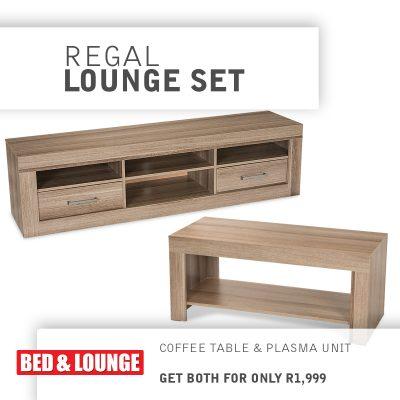 Regal Lounge Set